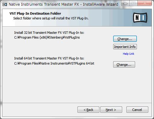 ネイティブインストゥルメントソフト