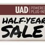 UAD2018半期セール